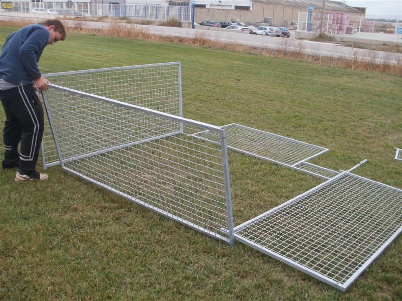 Como evitar que mi perro se escape del patio blog for Vallas para perros en casa