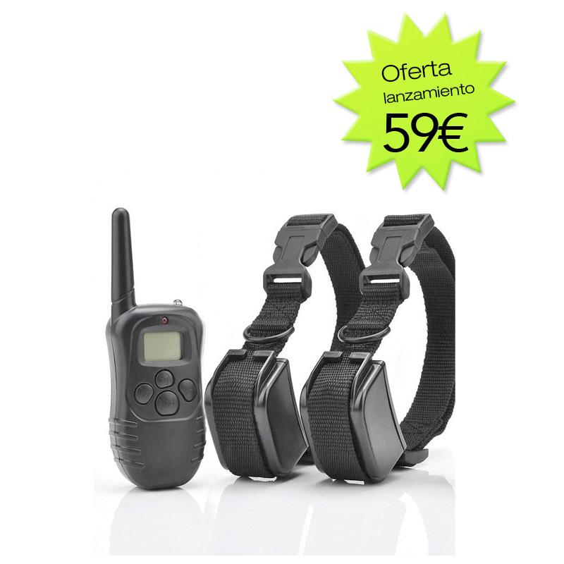 Collar Adiestramiento perros Barato 59€