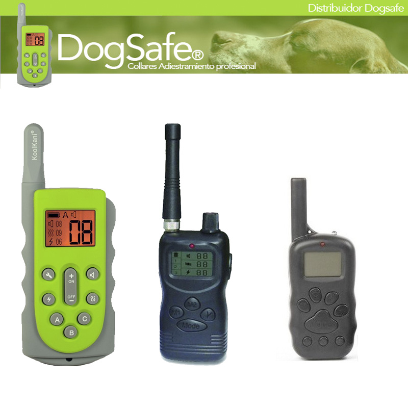 Dogsafe collares adiestramiento
