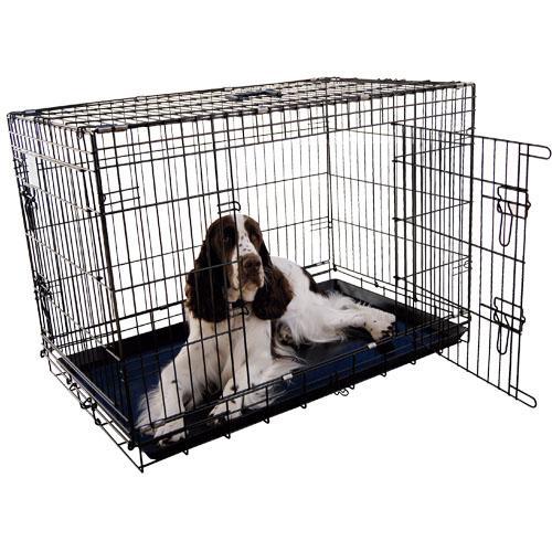 jaulas para cachorros